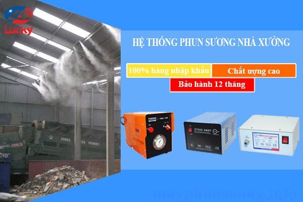 phun suong