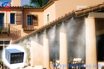Cách làm hệ thống phun sương tại nhà đơn giản, hiệu quả