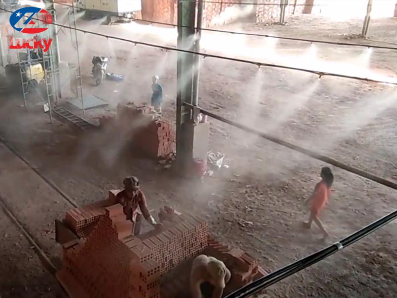 béc phun sương công nghiệp