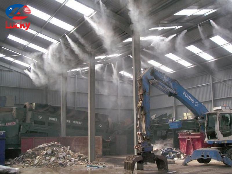 máy phun sương công nghiệp