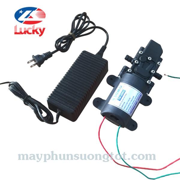 máy bơm phun sương áp lực mini -1