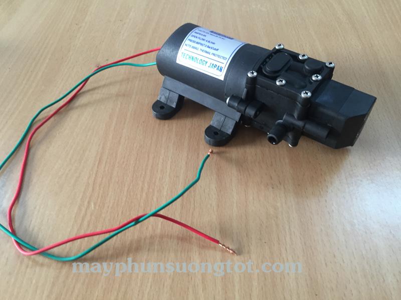 máy bơm phun sương áp lực mini -4