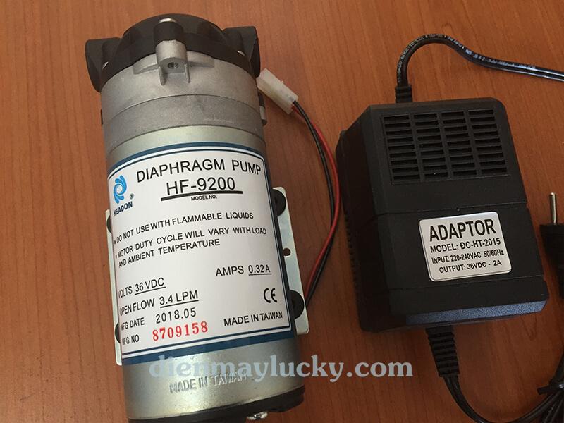 Máy bơm phun sương 36V HF9200