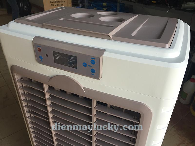 Quạt điều hòa không khí Fujitsu YK-JX6 sử dụng gió 4 chiều làm mát - hạ nhiệt cực nhanh tới 15 độ