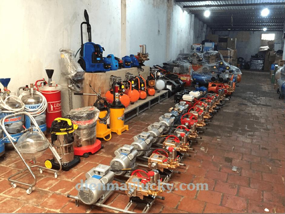 máy rửa xe máy công nghiệp