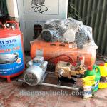 Tổng hợp báo giá bộ rửa xe máy cập nhật T10/2019