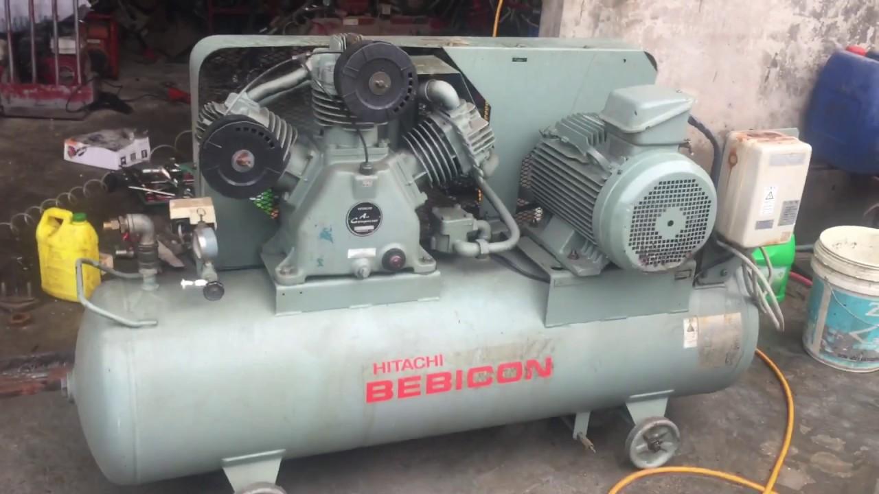 bán máy nén khí cũ giá rẻ