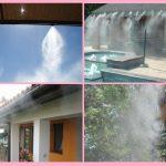 Hệ thống phun sương làm mát trong nhà giá bao nhiêu?