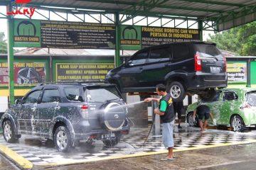 Mở tiệm rửa xe oto – Kinh nghiệm kinh rửa xe ô tô từ người đi trước